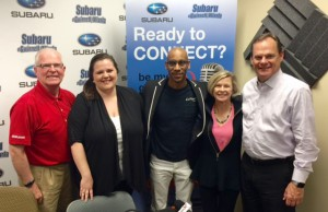 Johnny Phelps, Cally D'Angelo, Estebon Watson, Jerri Hewett, John Schweizer