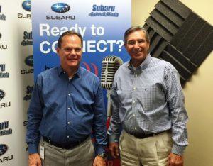 John Schweizer and Al Simon