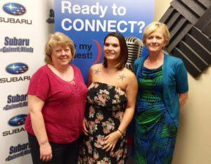 Lynn Robinette, Shena Tarie, Marie Davis