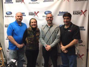 Steven Julian, Lori Snow, Butch Goldi, Mike Sammond