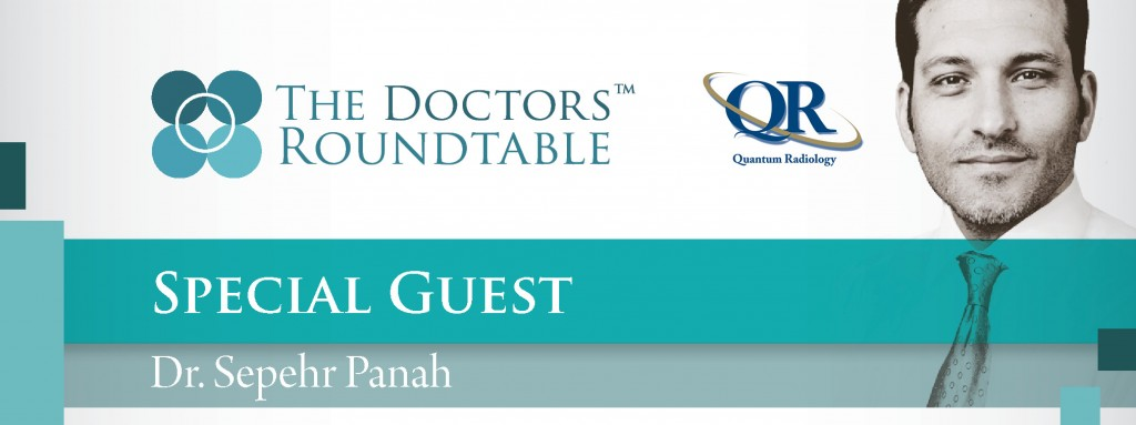 Dr Panah and Quantum Radiology