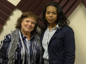 Doctors Roundtable - Tanya Mack, Host and Dr. Takeia Locke, Guest
