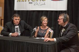 Booth 61 at Digital Ball 2014 with Karen Renner and Bill VanCuren 5 3 2014  6
