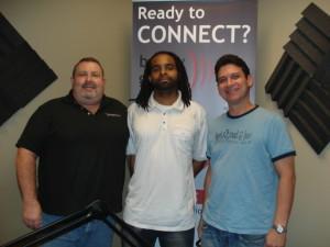 Randy Hicks, DeBrandon White, Sonny Fisher