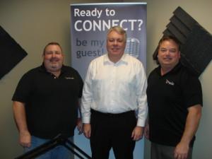 Randy Hicks, Zane Kinney, Dennis Bonin