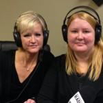 Christine Steck & Kelly Gillam, Lanier Tent Rental
