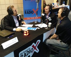 Andy and Alec on Business RadioX