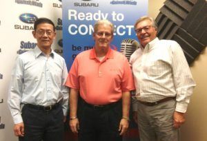 Tao Yang Han, Lloyd Lofton, Dominick Rainey