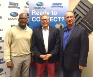 Greg Carter, Dominick Rainey, Dennis Sands